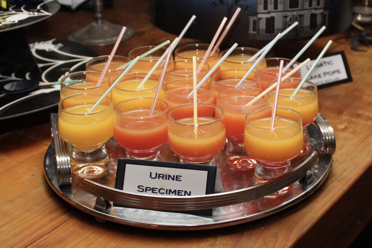 Urine Specimen Cocktails