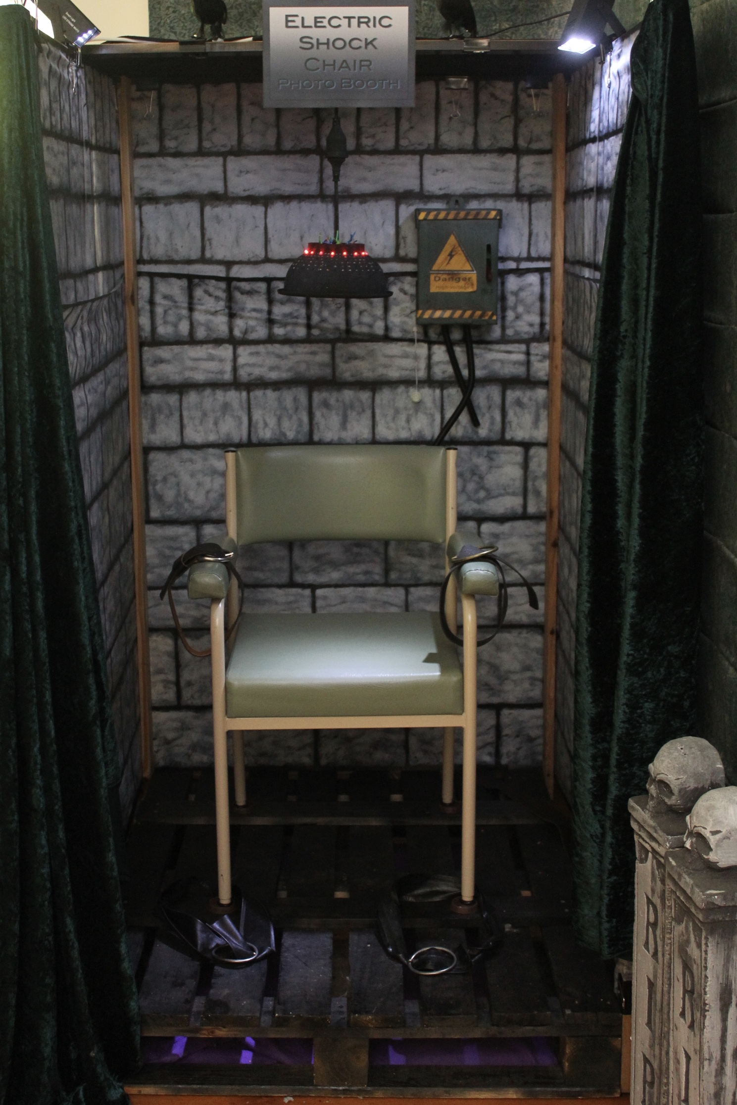 How to make an Electric Chair