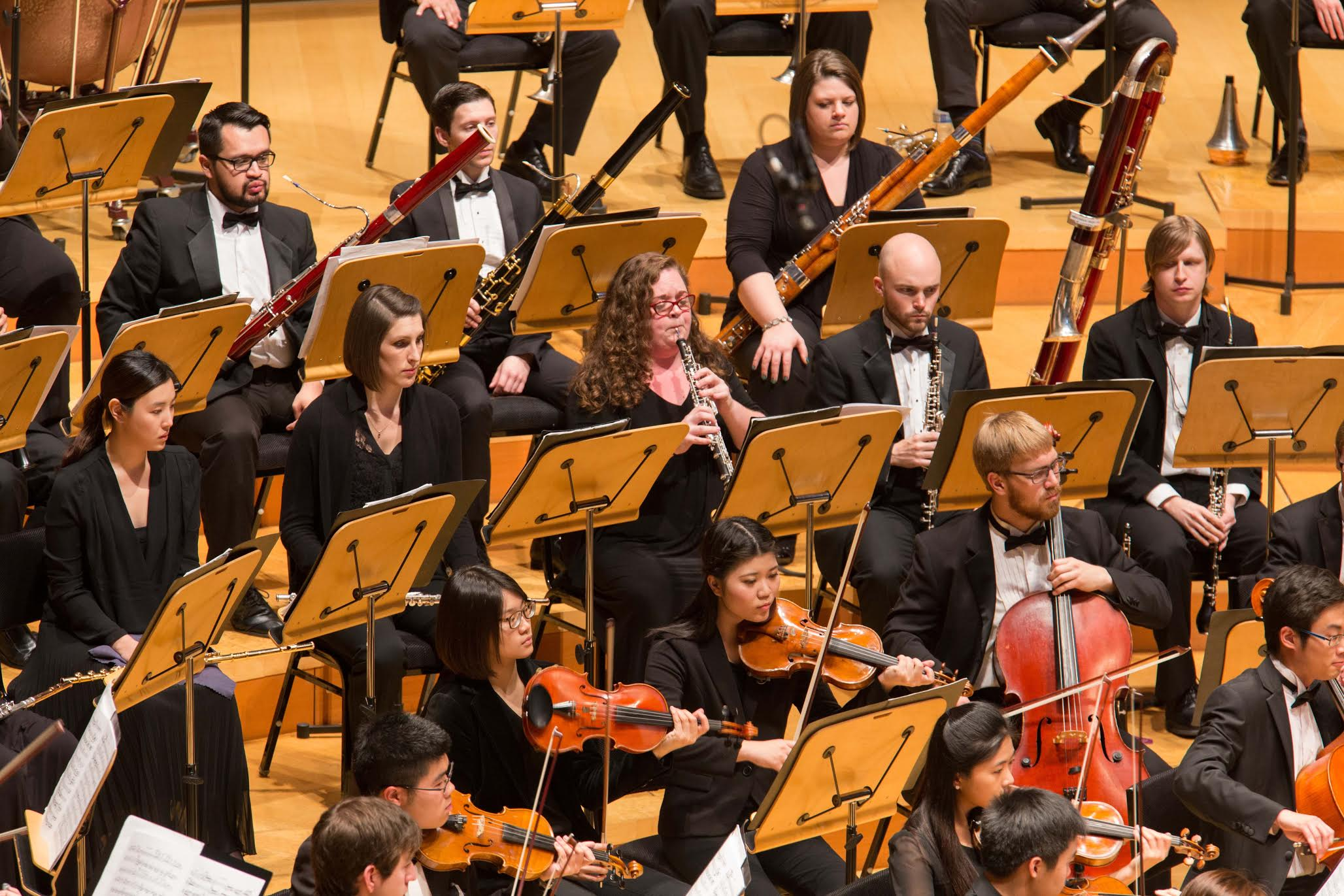Bartok Concerto For Orchestra - Disney Hall