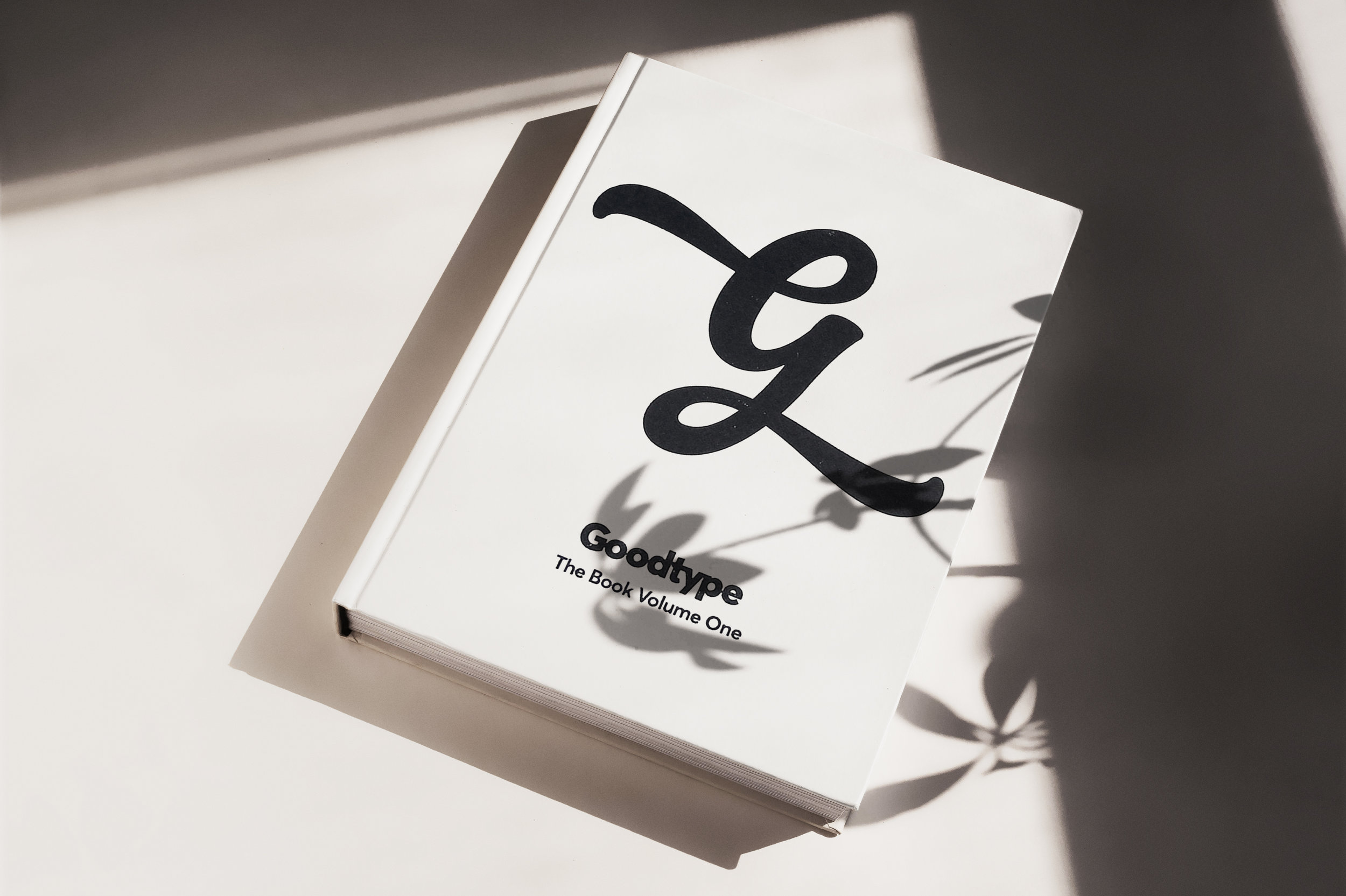 Hand Lettering Published in  Goodtype The Book Volume One