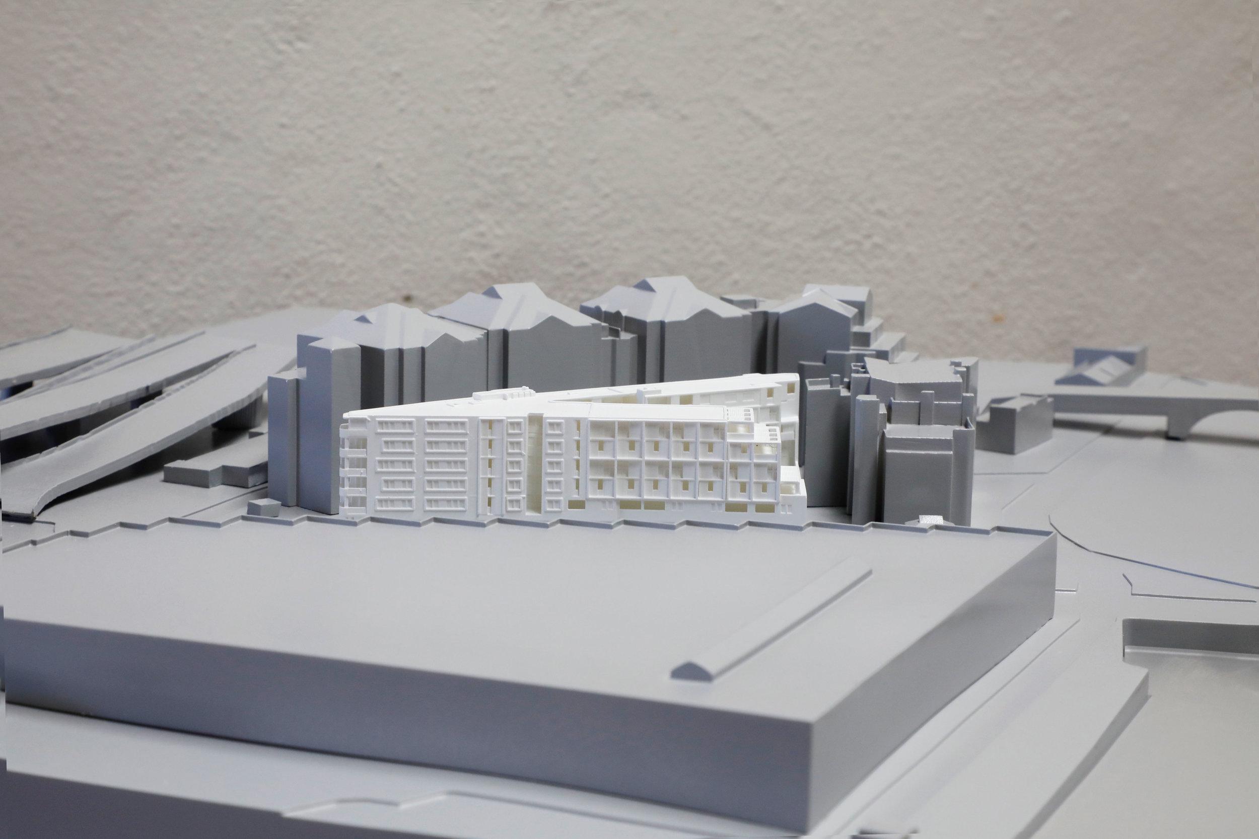 DA Model City Of Sydney Council 1:500