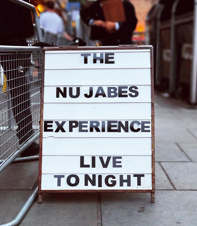 T H E  N U J A B E S  E X P E R I E N C E.  LIVE TONIGHT .⚡️🌚 . . Last few tickets available online , or otd tonight! . . . #londonmusic #whatsonlondon #nujabes #japanesehiphop #whatshappeninglondon