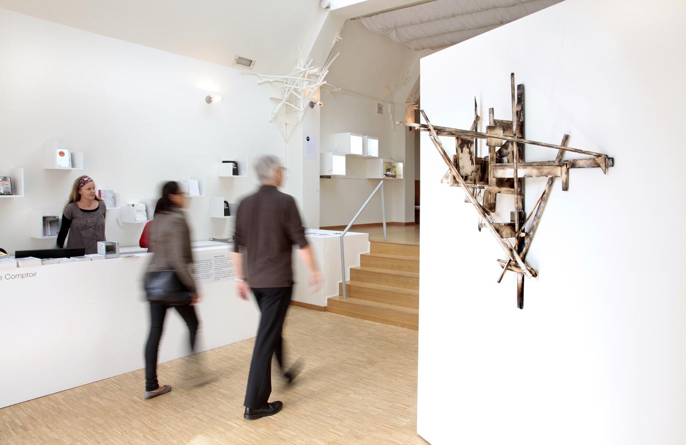Obêtre -ISELP exhibition