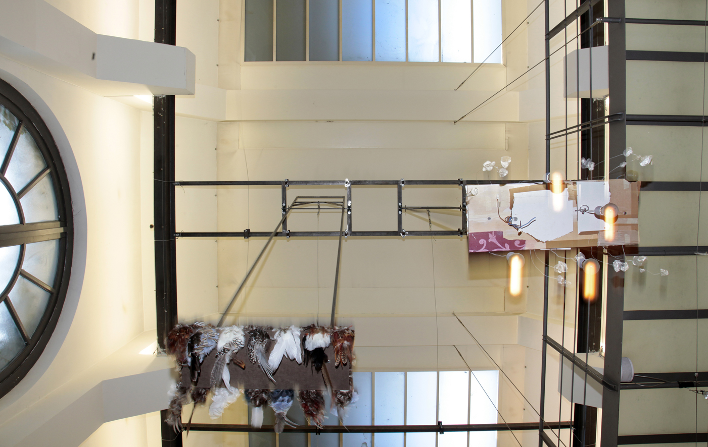 Lucile Bertrand -ISELP exhibition
