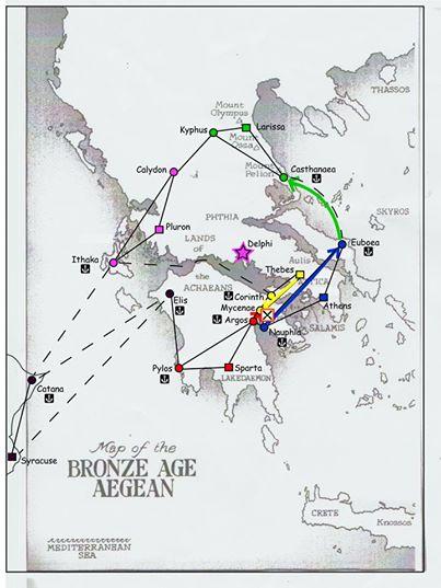 GREEK CAMPAIGN - YEAR 1: Autumn