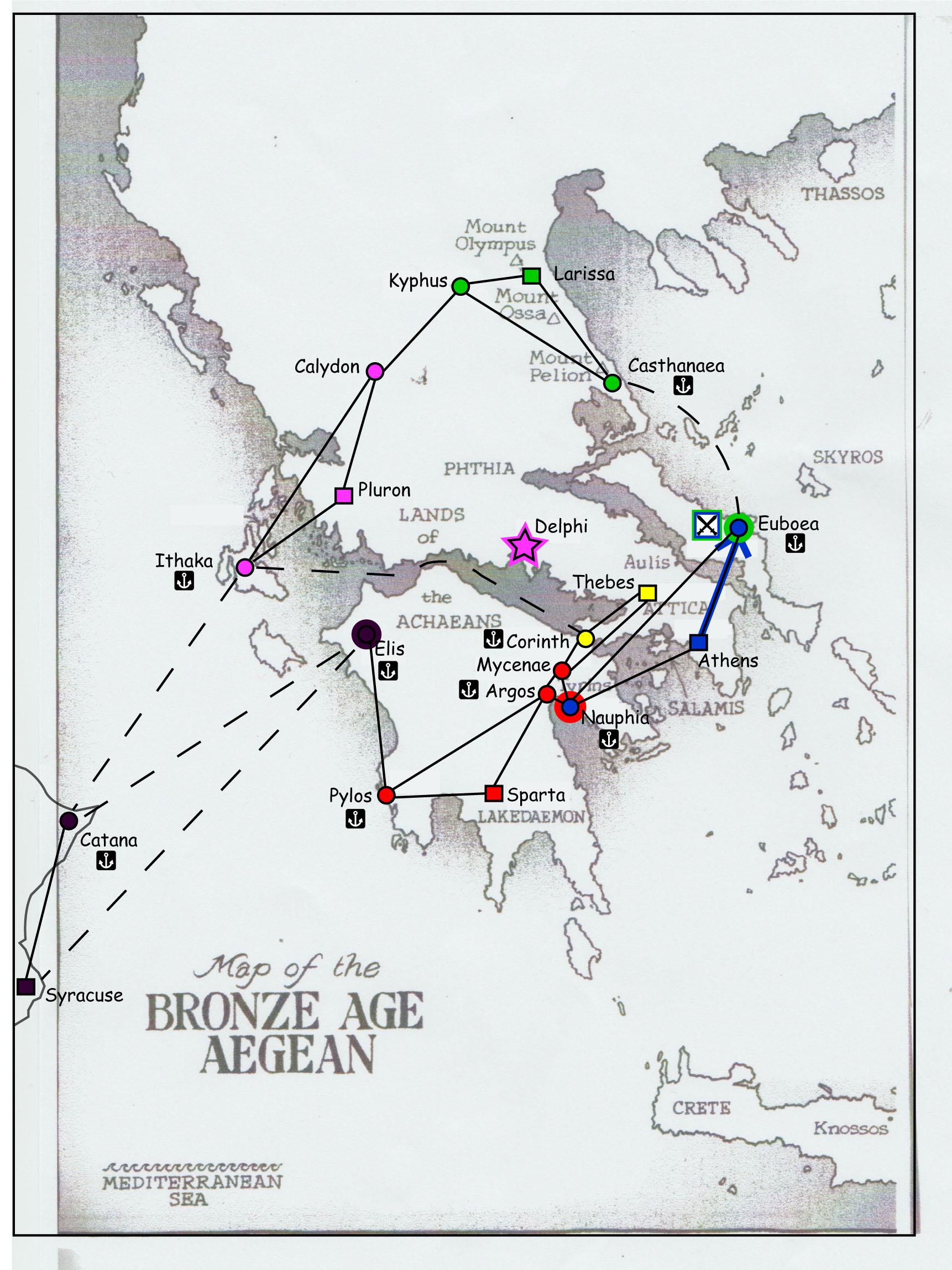 GREEK CAMPAIGN - YEAR 2: winter