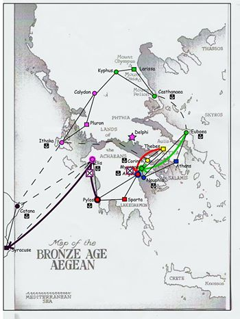 GREEK CAMPAIGN - YEAR 3: Summer