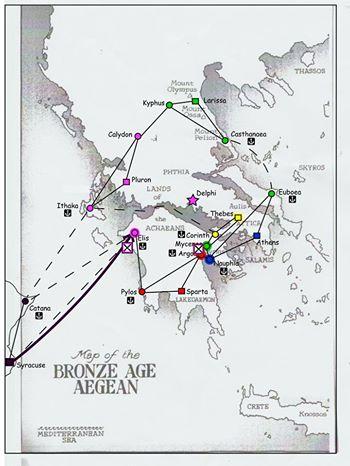 GREEK CAMPAIGN - YEAR 3: Autumn