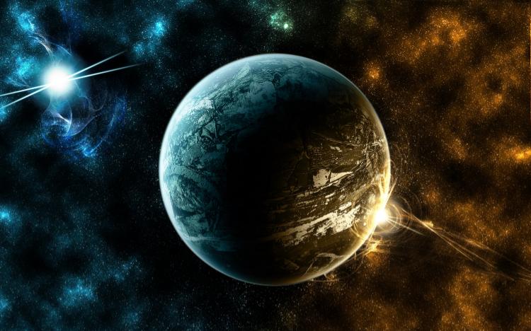 the planet celestra 3
