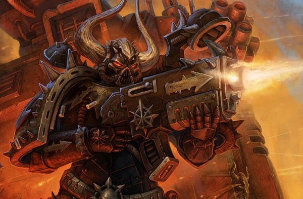 traitor marines: the most hated of all foes!