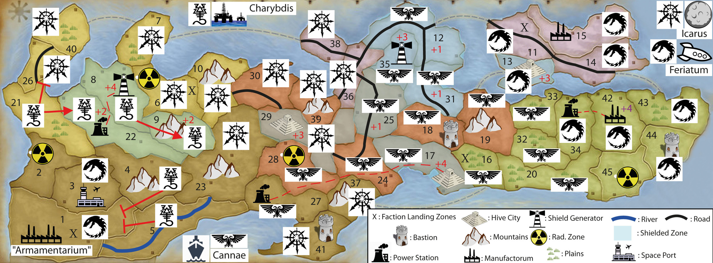 WINTER CAMPAIGN - END OF TURN 16