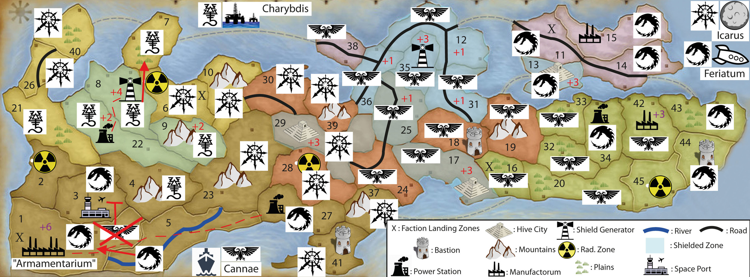 WINTER CAMPAIGN - END OF TURN 26