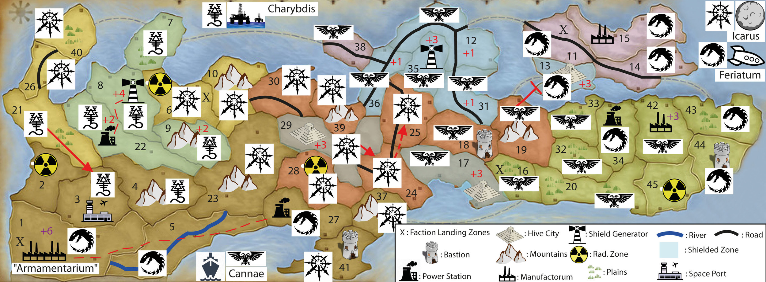 WINTER CAMPAIGN - END OF TURN 27