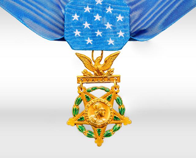 Medal of honour - army