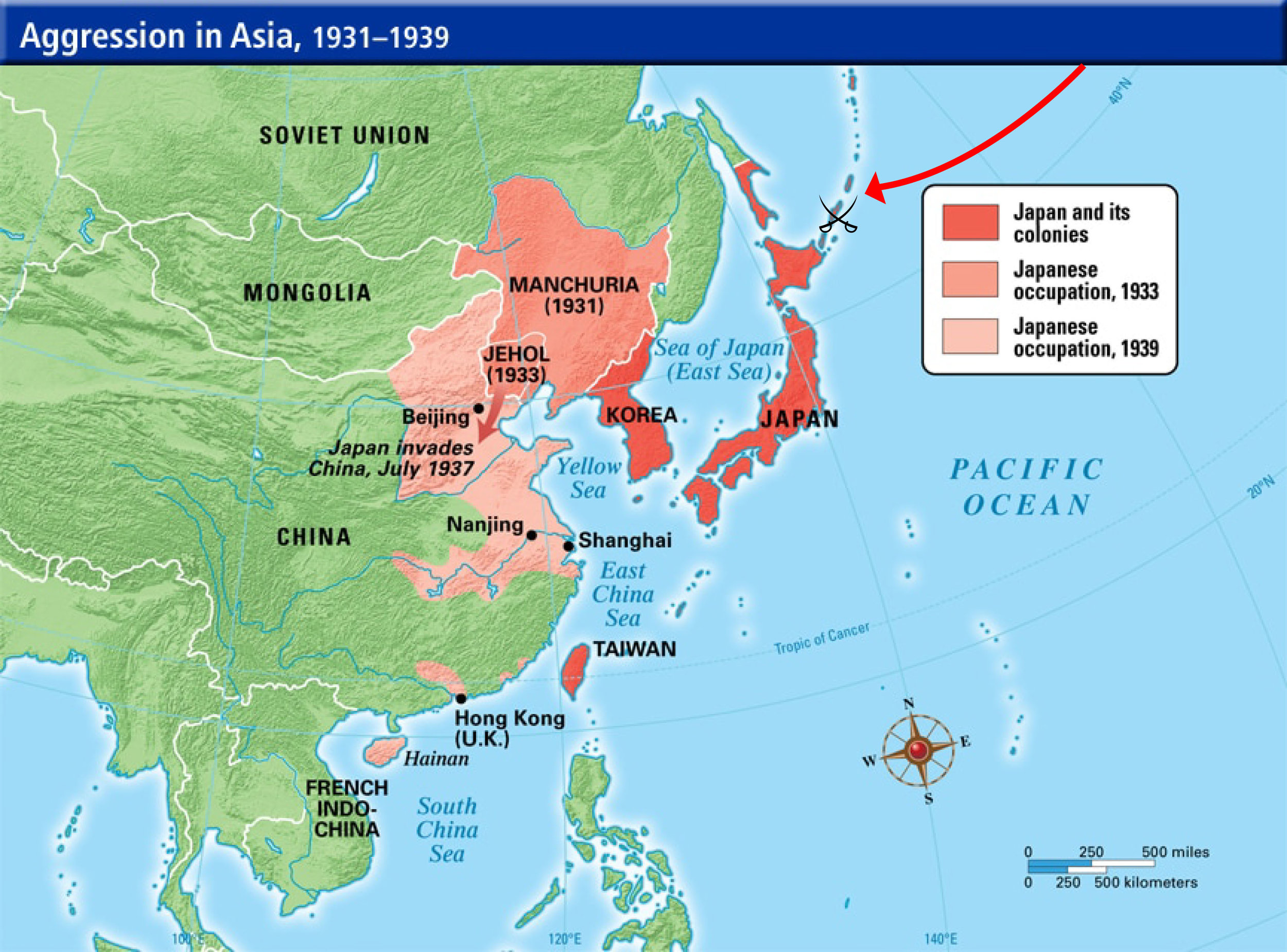mid-war in the far east week 9