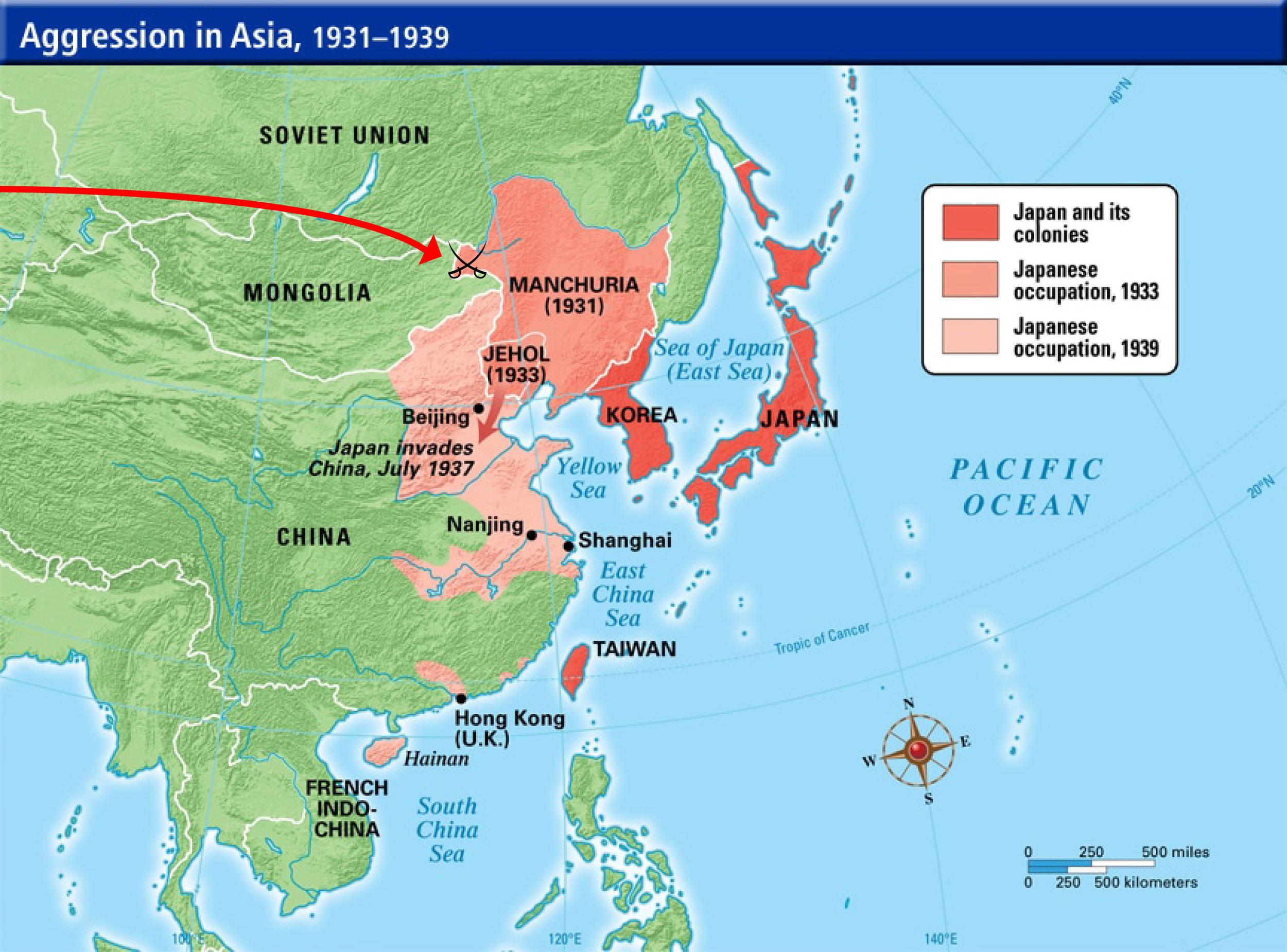 mid-war in the far east week 10