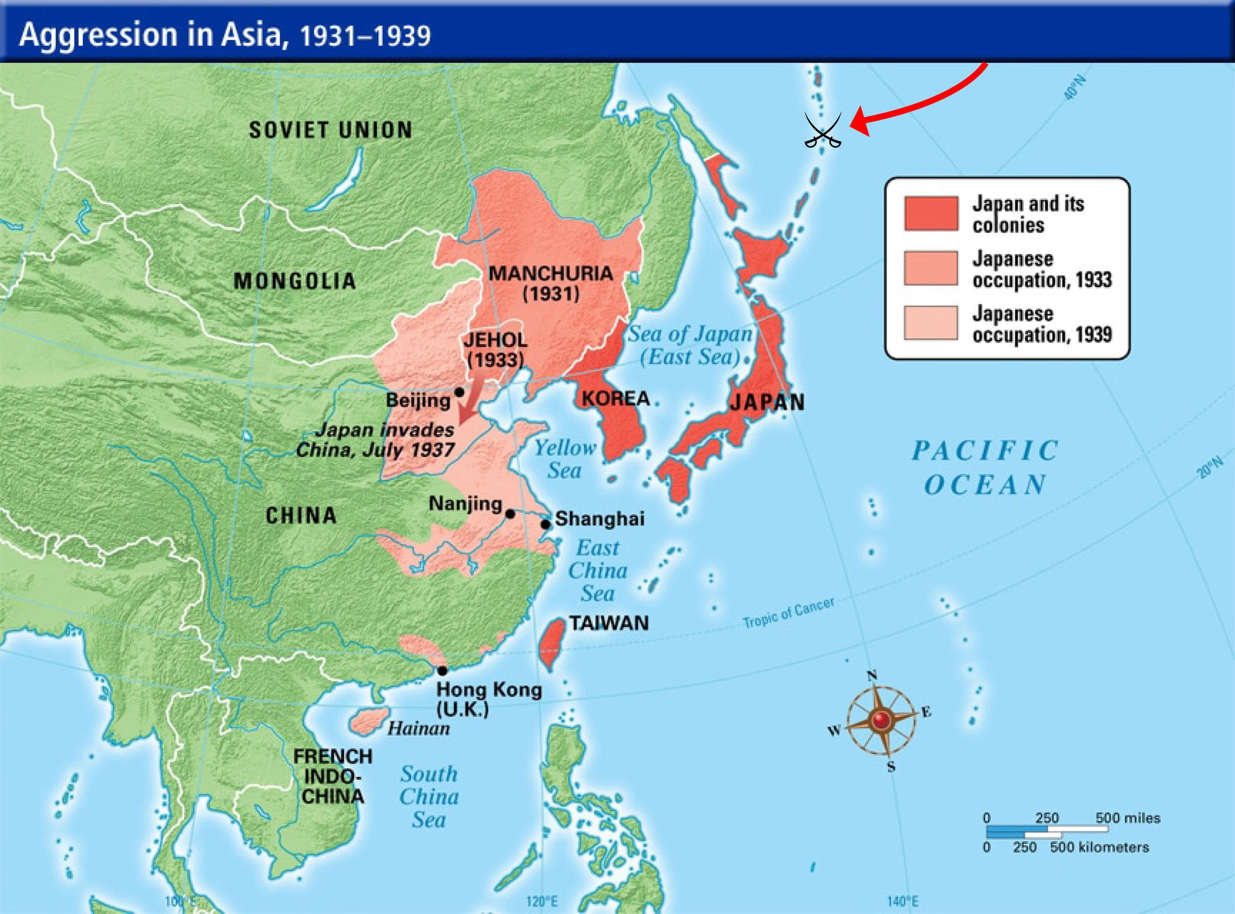 mid-war in the far east week 12