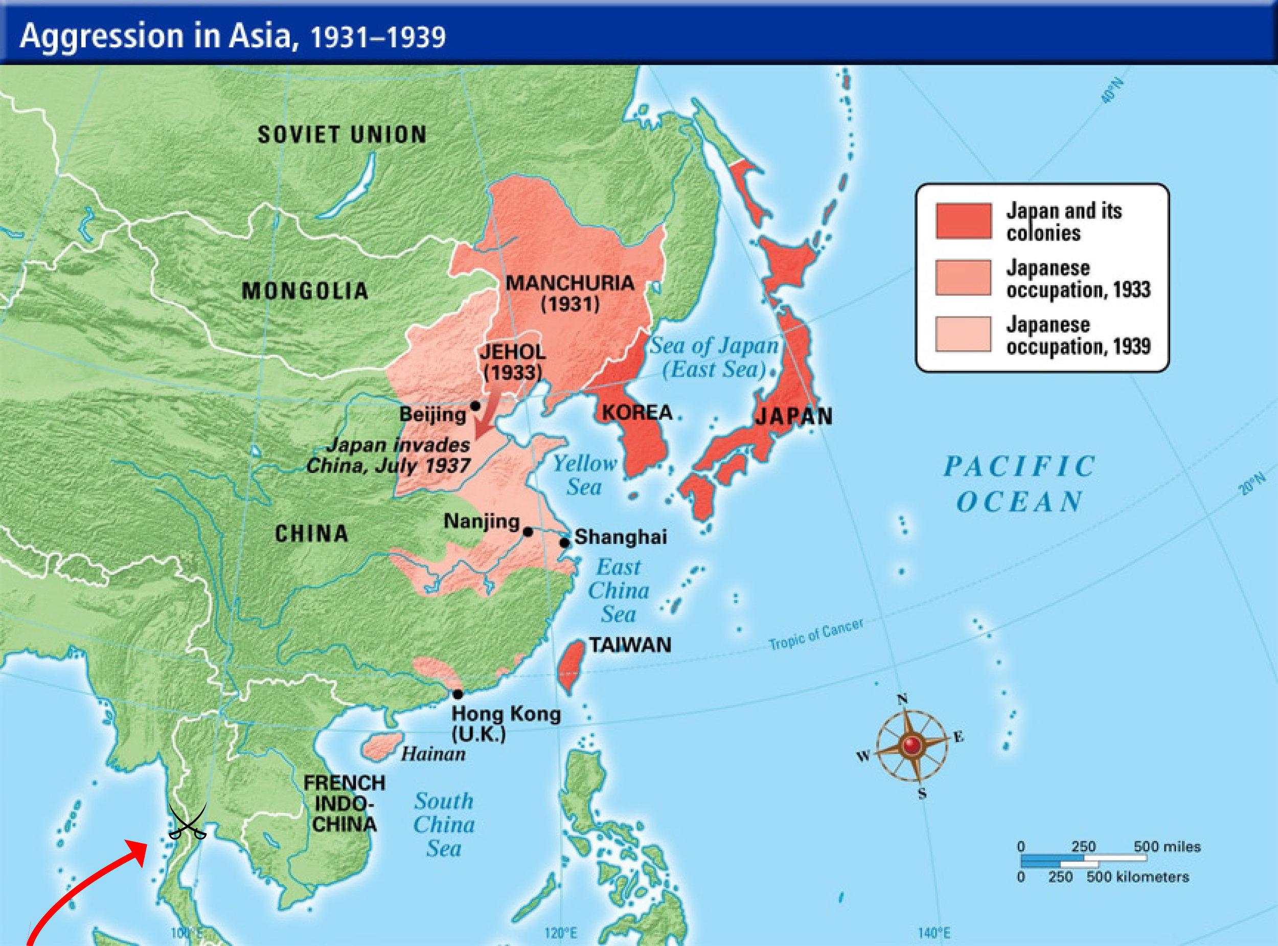 mid-war in the far east week 13