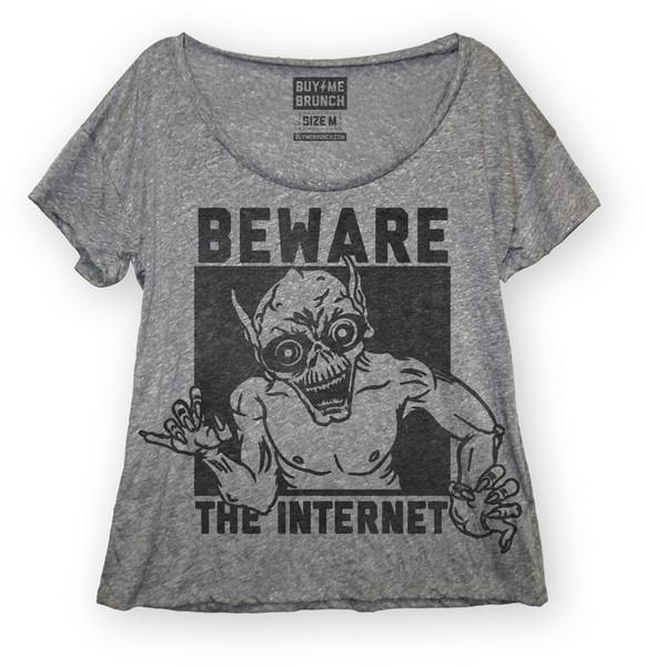 Beware The Internet - Buy Me Brunch