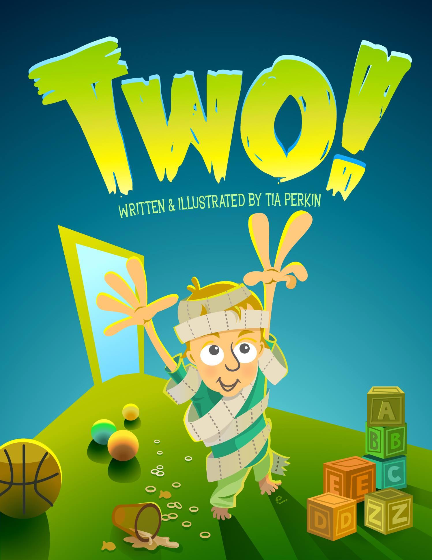 Two! by Tia Perkin