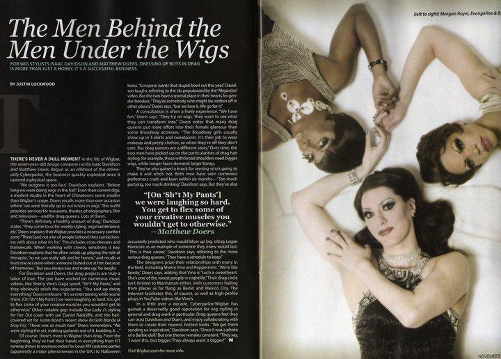 Next Magazine Drag issue