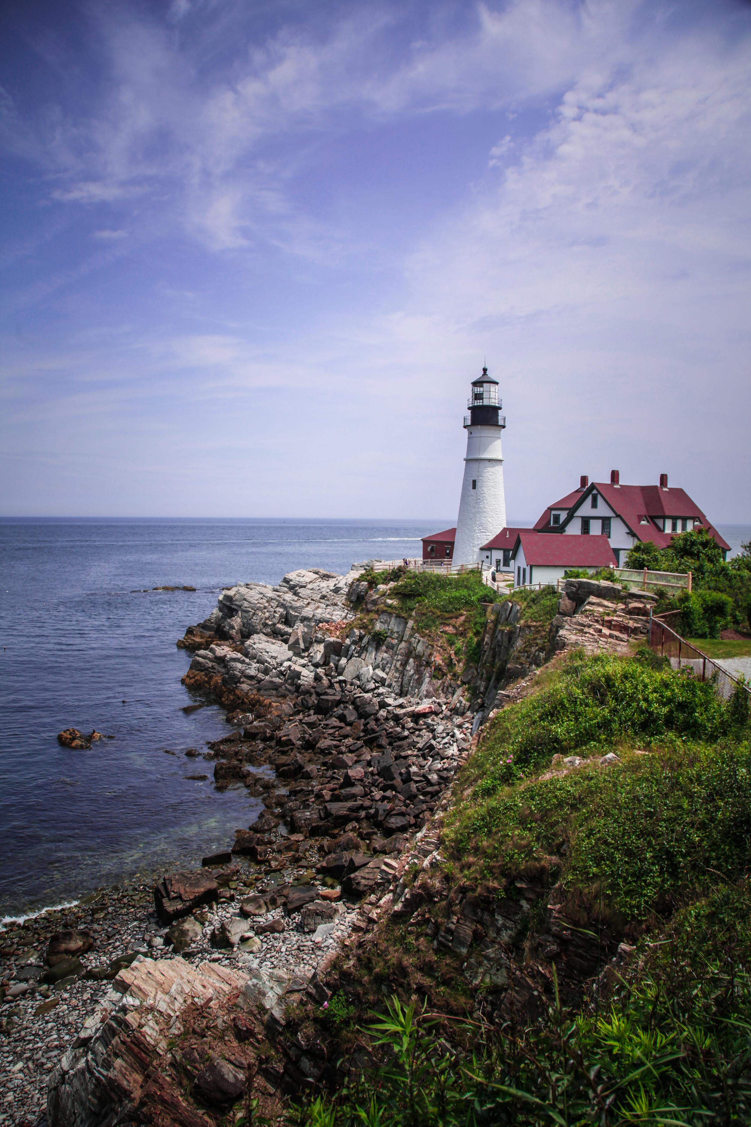 Lighthouse - Maine 2013 - 5DIII
