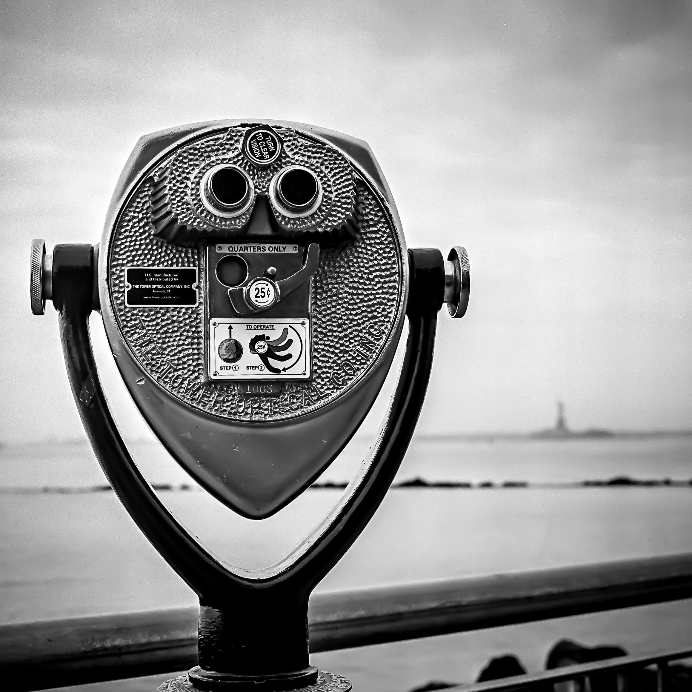 Liberty - NYC 2014 - Hasselblad 500c Tri-X 400