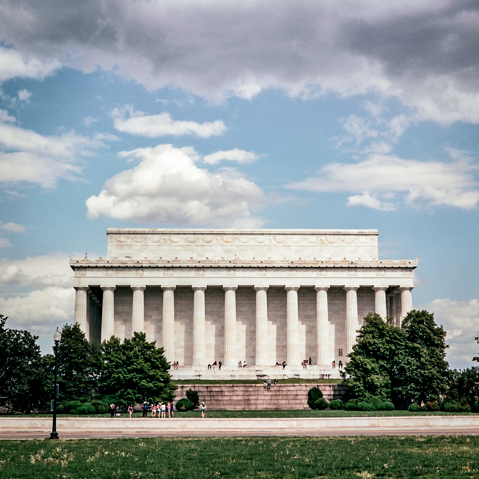 Lincoln - Washington D.C. 2014 - Fuji 6x7 Portra 160