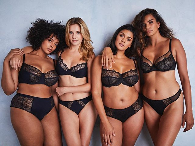 Friends! What a week! I'm supremely proud to share that Liberté has officially launched! I invite you to check out the prettiest lingerie I've ever seen (not at all biased!) @liberteny. And if you're in NYC, visit our pop-up opening today at 224 Mulberry St!!! This has been a passion project for me (this is what I've been up to nights & weekends if I haven't seen you in a minute). And it's been hugely fun. I met Liberté's founder Amber 18 months ago, at a moment when I was seeking inspiration. Amber had a big vision to build a brand that lifts up women whose size is left out by other lingerie companies. We launched a Kickstarter within 2 months, surpassed our goal, brought on an angel investor, and learned A LOT about the challenges of creating a niche product - even our manufacturers faced a learning curve because of our size range. There's been a ton of personal growth too, which I'll have to write about in the weeks & months to come ;) We've worked with so many badass women and allies to bring this body positive brand to fruition. And that's been one of the most inspiring parts. Huge gratitude and props to Liberté's fierce leader @ambertolliver and the creative genius leading the launch campaign @lanzpierce. The strong team bringing the brand to the world @mireyarios, @gwenwunder, @darakaye, and lots of behind the scenes masterminds making our website and platform possible. Our models who embody female power @thasupremecourt, @maggiehoulihan, @iamshanihazan, @iammichellevidal. And the countless other women & allies who have touched the brand on this journey (@katiehawley, @ryan_lemere my love i'm looking at you)! Oh yeah! And did I mention we're in @nylonmag?!! ❤️ Check out stories for more. #myliberte