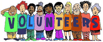 We love our volunteers! Please use SignUp Genius to identify dates, times, and activities.