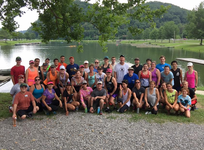 ORRA had an amazing turnout for our last Adult Learn to Row class of the summer, with 54 rowers in participation.
