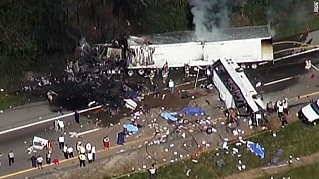 Spencer Tennessee Bus Crash