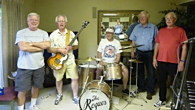The Rogues - Apr 2012