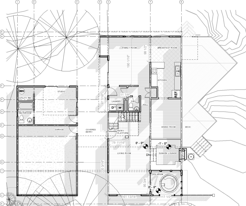 2014-03 914 Coachway_Central_09-EXISTING - Floor Plan - 1st Floor Existing.jpg
