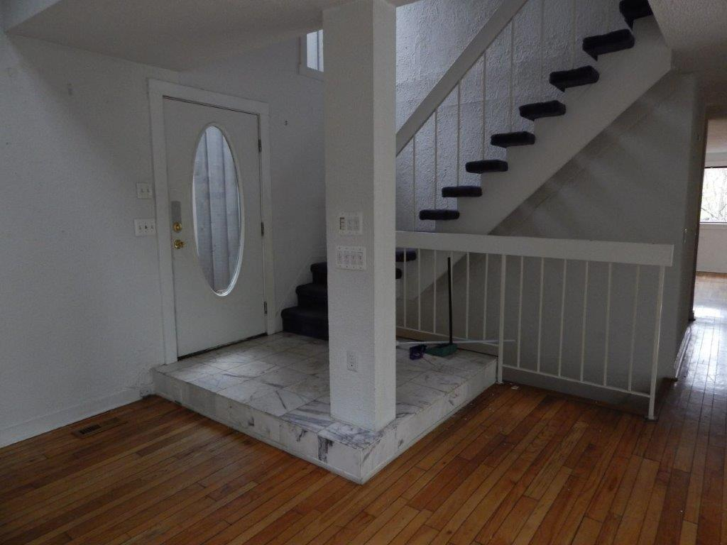 the previous stair