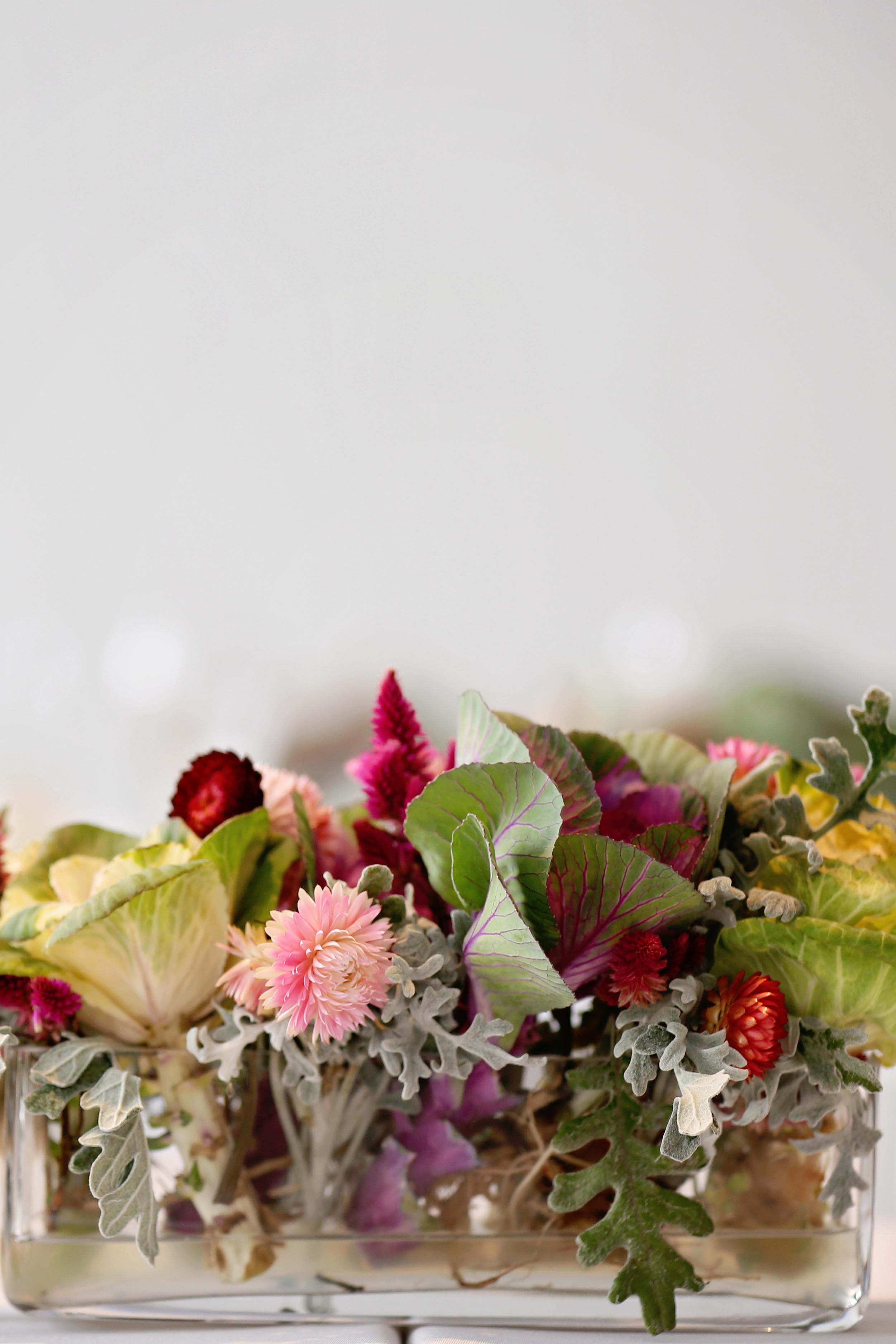 Winter Wedding Arrangement