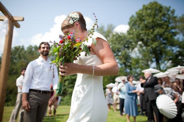 Summer Camp Bridal Bouquet
