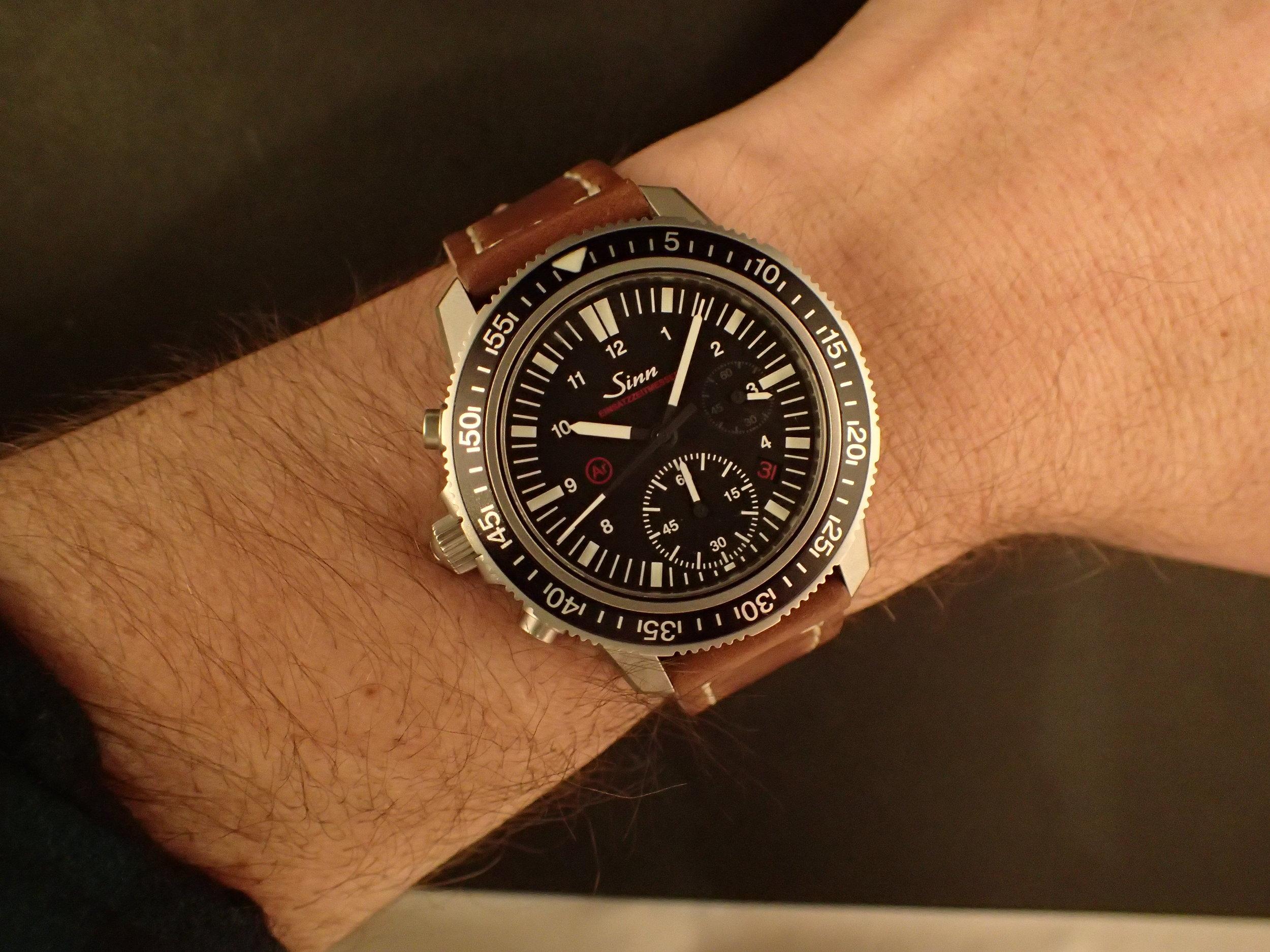The wristwatch equivalent of Polio braces?