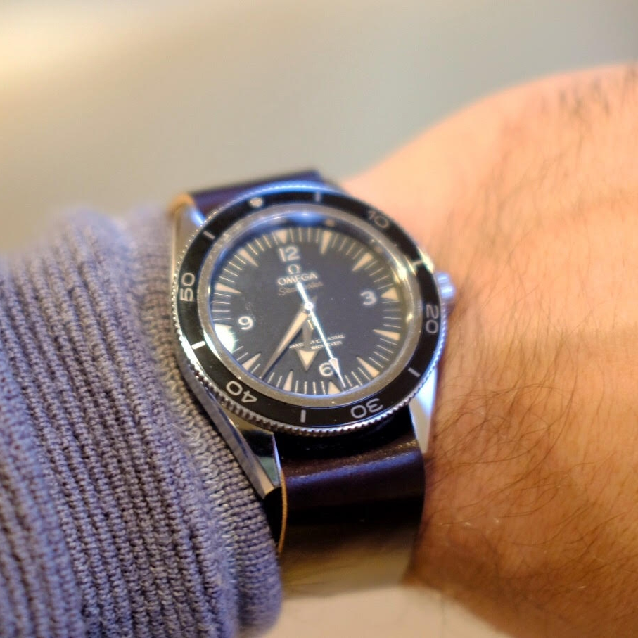 Omega SM300 MCA on a one-piece!