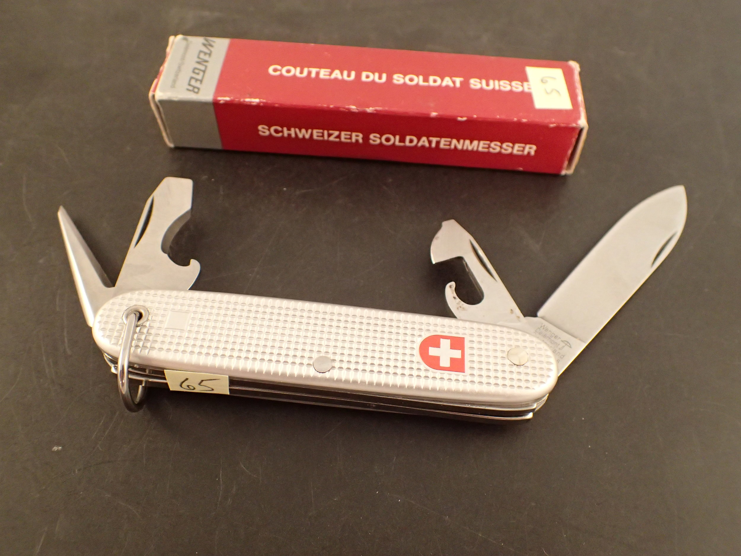 Confessions of a Swiss Army Knife Collector, Part 2  — Rover Haven