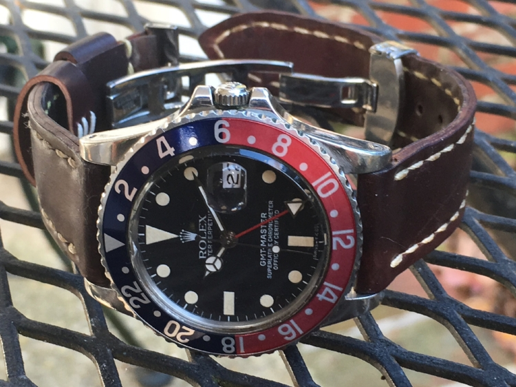 An original owner (18 years!) GMT on a No. 8 Arts & Crafts. A true life companion, and look at those sexy drilled lugs!