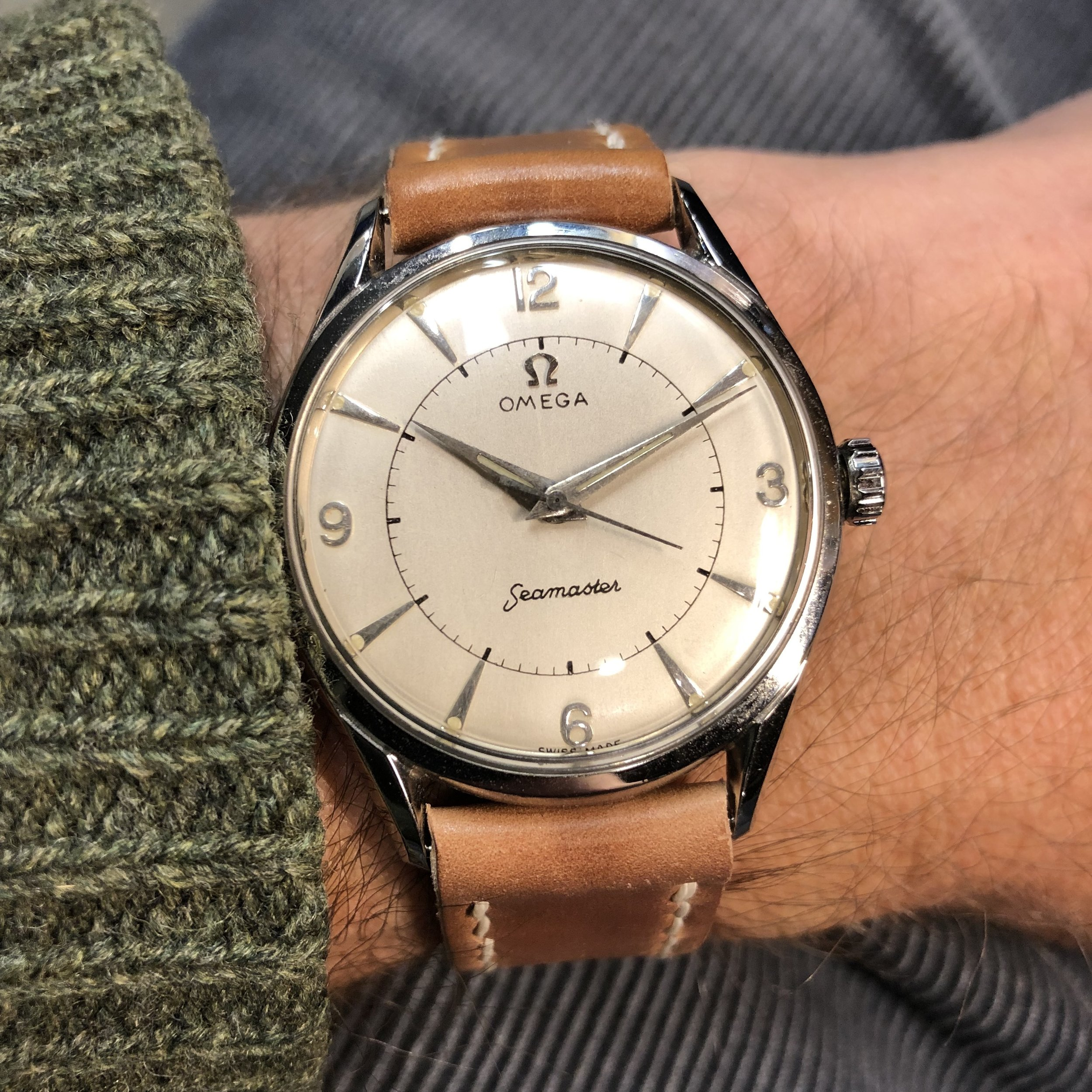 The way the Omega will look for the next few decades.