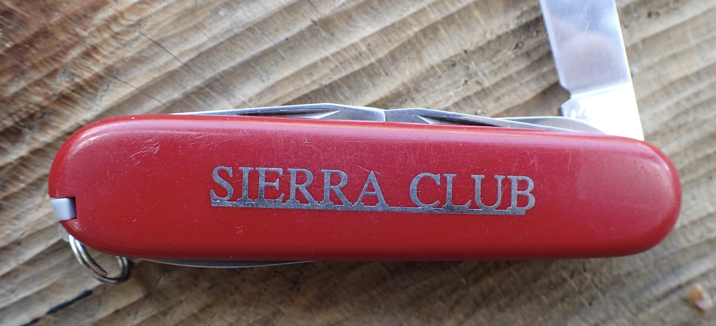 The Sierra Club Climber from the early 1980s.
