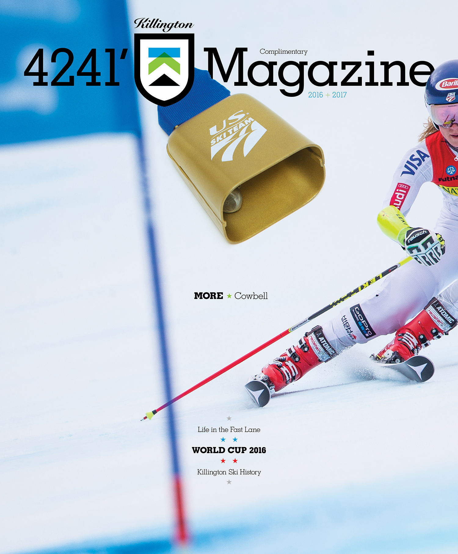 FEATURED WORK  KILLINGTON  4241' MAGAZINE , VOL 6