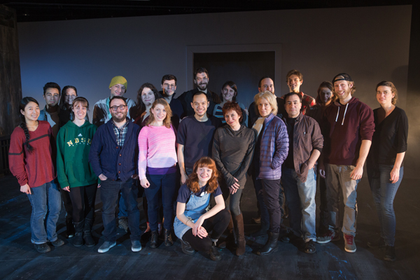 Cast and Crew of City Of