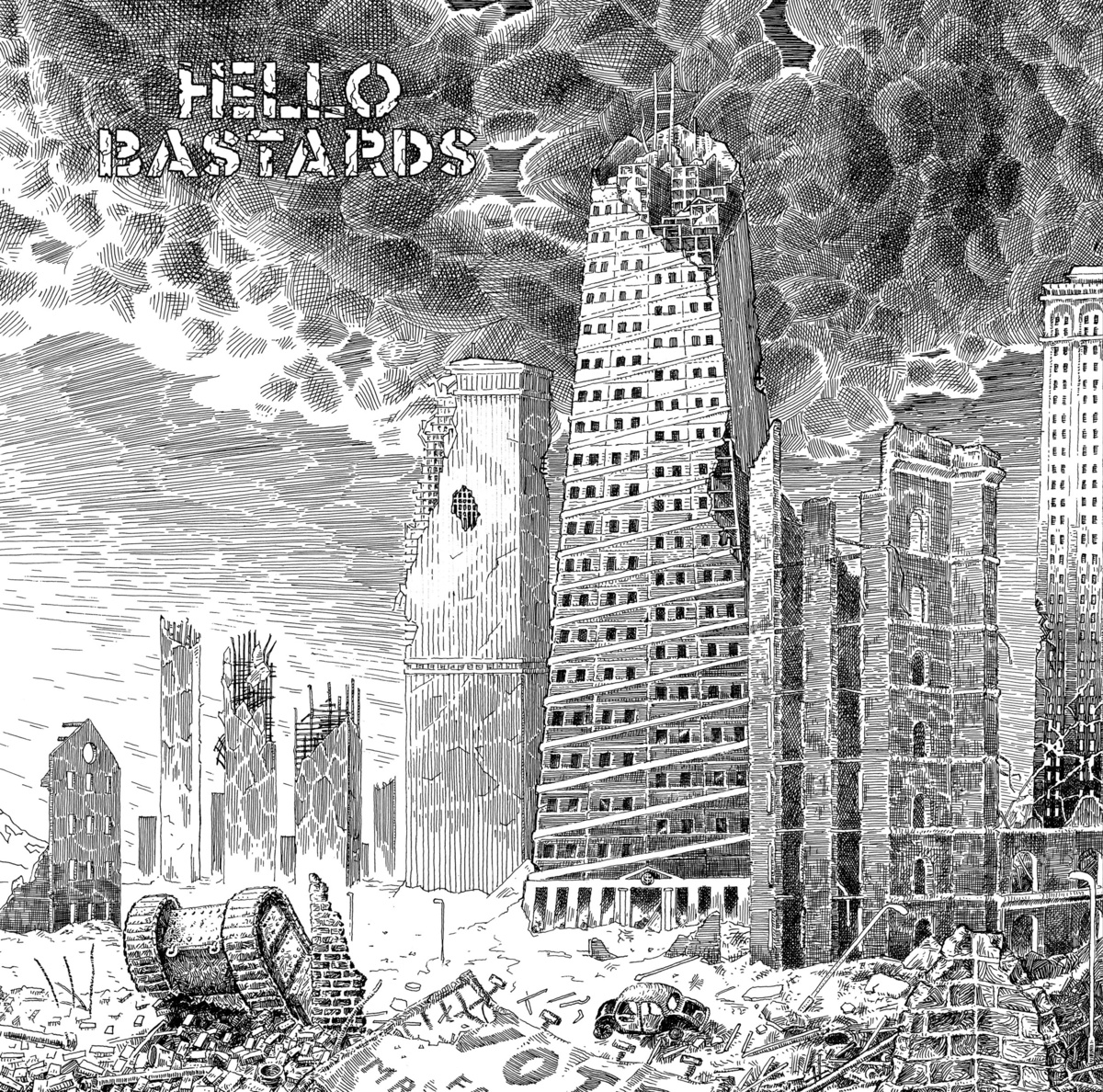 Hello Bastards    S/T