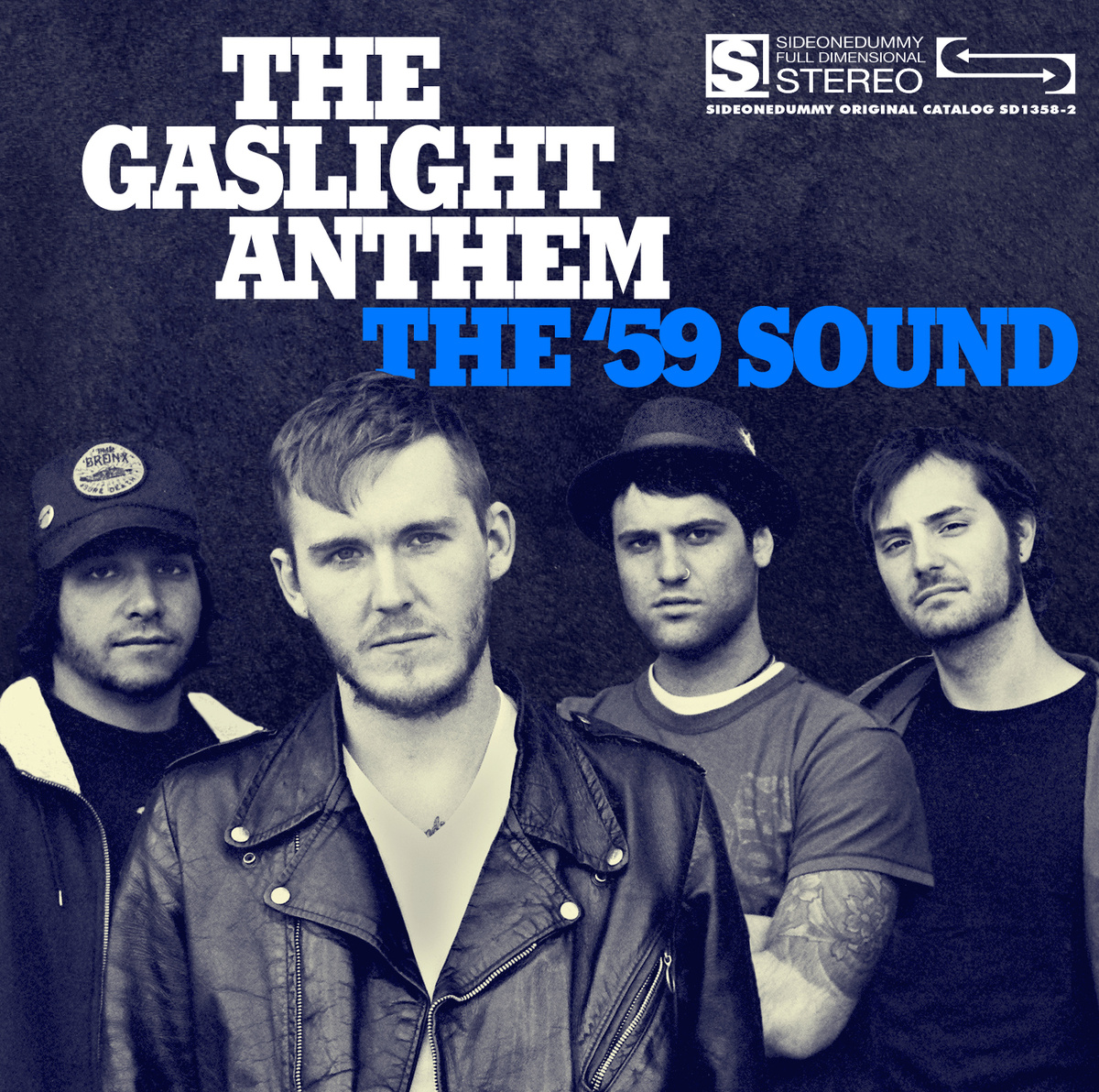 The Gaslight Anthem    The '59 Sound