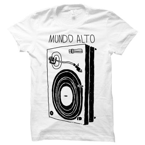 Mundo Alto              Toca-disco