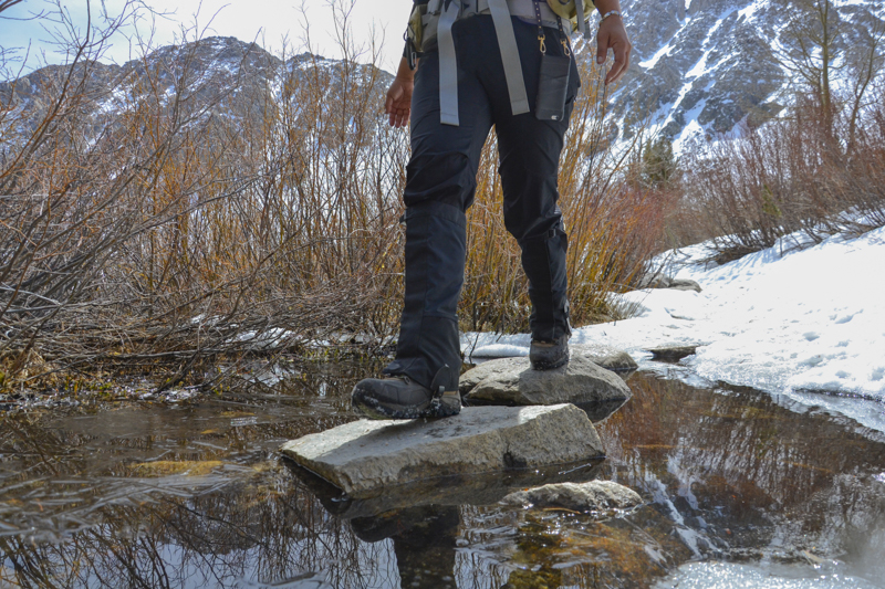 Exploring the Palisades Range, Eastern Sierra Nevada, California