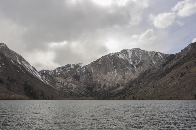 The Palisades Range, Sierra Nevada, California